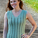 Sunseeker Lace Shell pattern