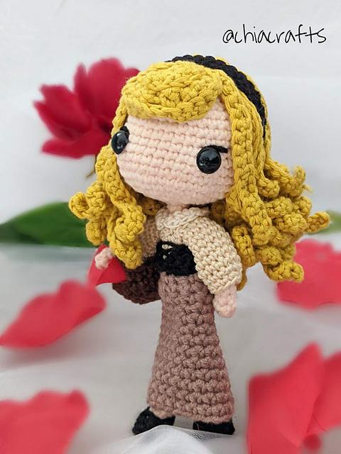 Princess Free Pattern | Disney crochet patterns, Crochet princess ... | 640x480