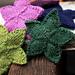 Knit Stars pattern