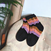 New Wave Socks pattern