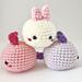 Mochi Bunny Amigurumi pattern