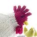 Hen & Chicks pattern