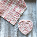 Heart Pocket Scrubby pattern