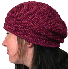 Seedy Slouch Hat Profile