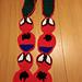 Spiderman Scarf pattern