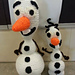 Olaf the Small (inspired by Frozen) (22cm) pattern