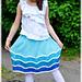 The Restless Sea Skirt pattern