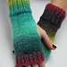 Scrap Yarn Gloves pattern