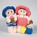 Bitsy Beach Baby Dolls pattern