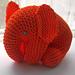 Big Orange Elephant pattern