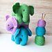 Baby Elephant pattern