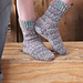 Family Crochet Socks (top down) pattern