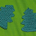 Christmas Tree Motif pattern
