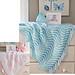 Baby Waves Blanket pattern