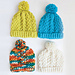 Chill Chaser Set Hat pattern