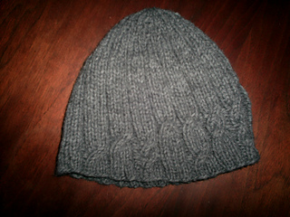 Binary Hat Front