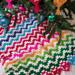 """Crochet Blanket """"Christmas Present"""" pattern"""