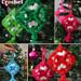 Granny Christmas Crochet Gift Parcel Decoration pattern