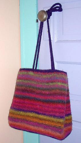 Finished Bag for Linda