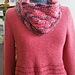 Crossways Chunky Cowl pattern