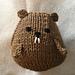 Knit Groundhog pattern