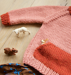 Ravelry: Quokka sweater boys & girls pattern by Compagnie M