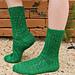 Thelonious Sock pattern