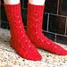 Makoto Socks pattern