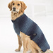 Asta Dog Sweater L50182 pattern