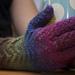 Eyelet Gloves pattern