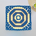Helix 12 inch Octagon Square pattern