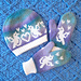 Doves of Joy pattern