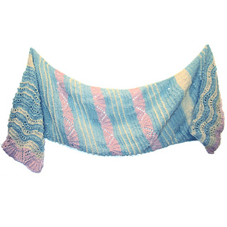 Searching for Shells Scarf