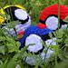 Pokeball CrochetGO Pokemon pattern