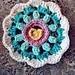 Sweetheart Mandala pattern