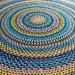 Blandala Circular Blanket pattern