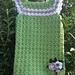 Emerald City Toddler Dress pattern