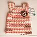 Emerald City Infant Dress pattern