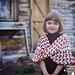 Ribbon Candy Infinity Cowl / Wrap pattern