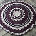 A Round The Flower Garden Afghan pattern