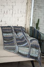 Clouded Skies Blanket crochet pattern