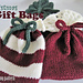 Christmas Gift Bags pattern
