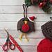 Christmas Robin Tree Decoration pattern