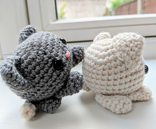 Free Crochet Cat Patterns - Crochet Now | 264x320