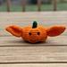 Alien Pumpkin pattern