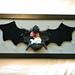Knitted Bat Specimen pattern