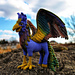 Add-On Griffin: Hippogriff Expansion pattern
