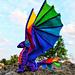 Add-On: Epic Pride Dragon Wings pattern
