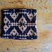 Danao Cowl - Habi Series pattern