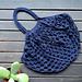 Lola String Bag pattern